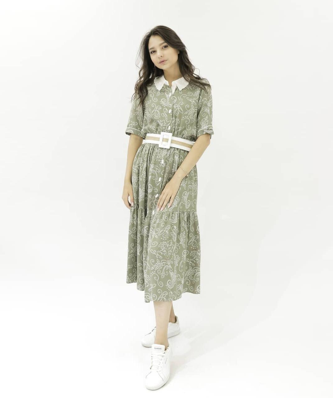 "Платье ""Flower"" (2021, hanym)"