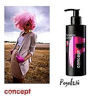 Concept, Пигмент для волос прямого действия , Розовый