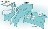Комплект стерильный операционный одноразовый для артроскопии коленного сустава