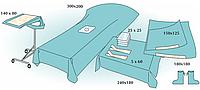 Комплект стерильный операционный одноразовый для эндопротезирования коленного сустава