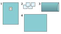 Комплект стерильный операционный одноразовый для ЛОР-операций Тип 1