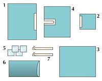 Комплект стерильный операционный одноразовый для ЛОР-операций Тип 2