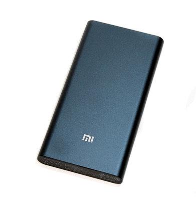 Мобильный аккумулятор Xiaomi 3 PLM13ZM, 10000 mah, Li-Pol, цвет синий