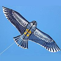 """Воздушный змей """"Орёл"""" с леской высота тела 60см, размах 140см"""