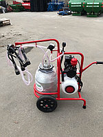 Доильный аппарат для коров Telsar Турция (1 пульсатор 1 бидон)