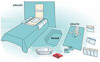 Комплект стерильный операционный одноразовый для аортокоронарного шунтирования