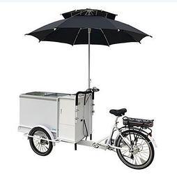 Велотележка с мороженым M-VT01E (с электромотором)