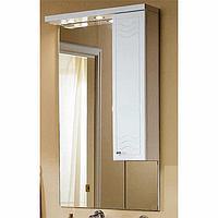 Зеркальный шкаф, ДОМУС, 95, левый