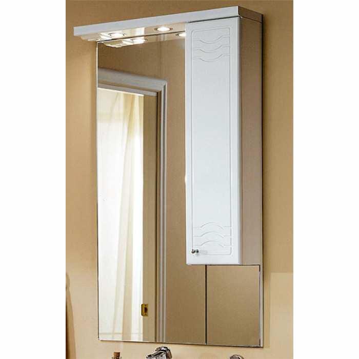Зеркальный шкаф, ДОМУС, 95, левый - фото 1