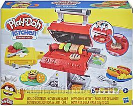 Play-Doh Плейдо игровой набор пластилина «Гриль барбекю»