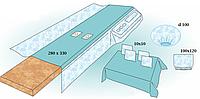 Комплект стерильный операционный одноразовый для ангиографии Тип 3