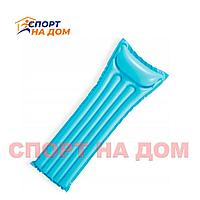 Глянцевый матрас Интекс 59703NP (голубой)