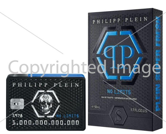 Philipp Plein Parfums No Limit$ Plein Super Fresh парфюмированная вода объем 90 мл тестер (ОРИГИНАЛ)