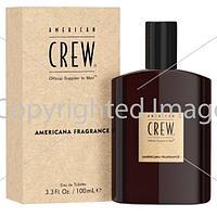 American Crew Americana Fragrance туалетная вода объем 100 мл тестер (ОРИГИНАЛ)
