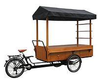 Велокофейня M-VT02E (с электромотором)