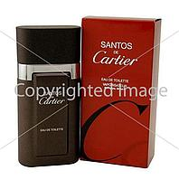 Cartier Santos de Cartier туалетная вода объем 50 мл тестер (ОРИГИНАЛ)