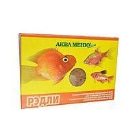 Корм для рыб АКВА Меню Рэдли хлопья ( упаковка 11 штук )