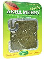 Корм для рыб АКВА Меню Фитоклик-200 ( уп 15шт )