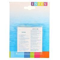 Ремкомплект INTEX для бассейнов и надувных изделий 49см,6шт 59631