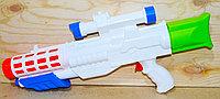 LD-112A Водяной пистолет в насосом в пакете автомат 58*23см, фото 1