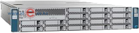 CISCO Серия С200 UCSC-DBUN-C210-104 UCS C210 M2 Svr, 2x E5649, 2x4GB, SAS Expand, 1PS