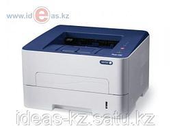 Монохромный принтер, Xerox, Phaser 3052NI, A4, Лазерный, 26 стр/мин, Нагрузка (max) 30K в месяц, 250+1 стр. -