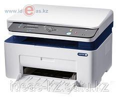 Монохромное МФУ, Xerox, WorkCentre 3025BI, A4, Лазерное, 20 стр/мин, P/C/S, Нагрузка (max) 15K в месяц, Platen