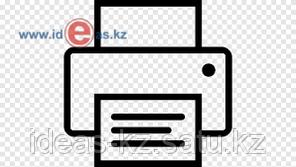 ROWE ecoPrint i6, Монохромный принтер, А0, 6м/мин, 8 А1/мин, 8Gb, HDD 500Gb, 2 рулона А0, тыльный выходной