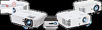 Проектор XGIMI Z6 Polar, 3D, LED, DLP, 500lm, 1920x1080, 1.5-3.8m, 30000hr, 1-6m, 1kg