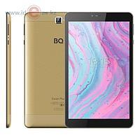 "Планшет BQ-8077 exion plus (8"" IPS 1280*800, LTE, 8х1.6+1.3 GHZ, 3GB+32GB, 4000mAh, Andr.10) gold /, BQ 8077"