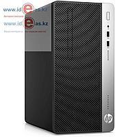 Системный блок HP 7EL67EA Prodesk 400 G6 MT,i3-9100,8GB,256GB M.2 PCIe,W10p64,DVD-WR,1yw,USB kbd+mouse,HP HDMI