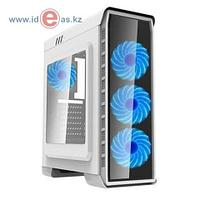 Компьютер, i3-10100F +H410 +GTX1650 4GB +8GB +480SSD +400W +Корпус