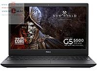 """Ноутбук DELL Inspiron G5-5500, Core i7 10750H-2.6GHz/15.6""""FHD/1Tb SSD/16Gb/RTX2060,6Gb/2.5GLAN/W10"""