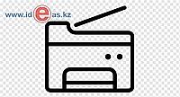 Лазерный копир-принтер-сканер-факс Kyocera M2835dw (А4, 35 ppm, 1200dpi, 512Mb, USB, Network, Wi-Fi, touch