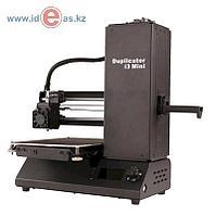 3D принтер Wanhao Duplicator i3 Mini, 10-70 mm/s, 0.4mm, 1.75mm, PLA, USB, microSD, Black
