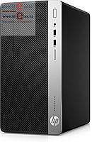 Системный блок HP PD400G7 MT/GLD 180W/i3- 10100/8GB/256GB SSD/W10P64/DVD-WR/1yw/USB 320K kbd/USB 320M Mouse/No