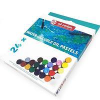 Набор водорастворимой масляной пастели Talens Art Creation, 24цв, картон