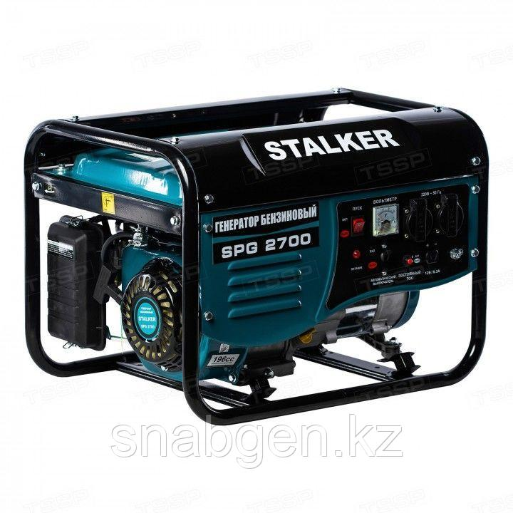 Бензиновый генератор STALKER SPG 2700