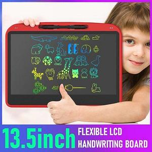 Планшет электронный для рисования и заметок графический LCD Writing Tablet со стилусом (13,5 дюймов)