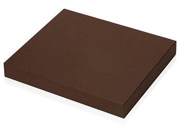 Подарочная коробка 36,8 х 30,7 х 4,4 см, коричневый