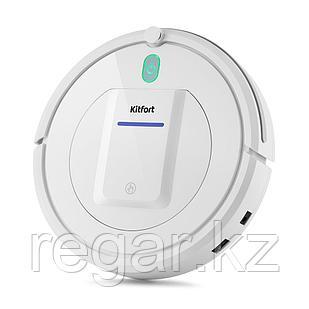 Пылесос-робот Kitfort KT-567 белый