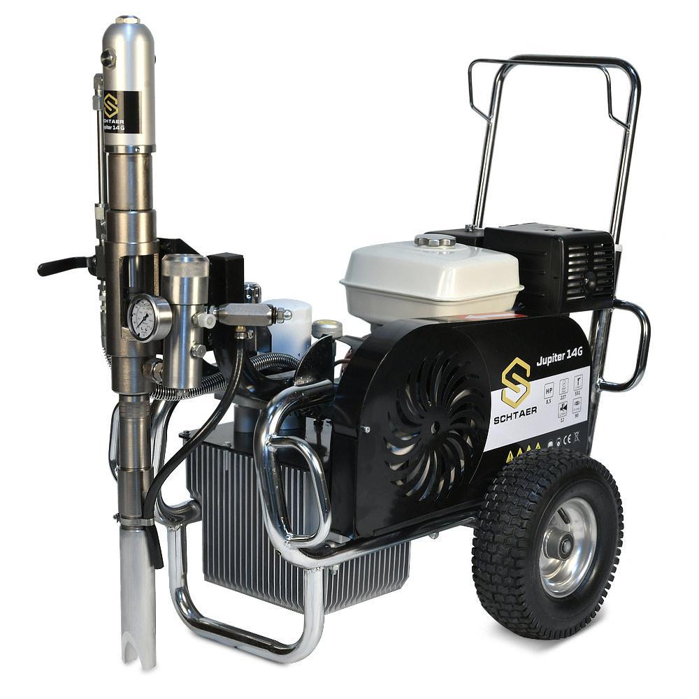 Аппарат безвоздушный бензиновый Schtaer Jupiter 14G