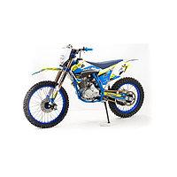 Кроссовый мотоцикл MotoLand XT250 HS, 250см3, синий