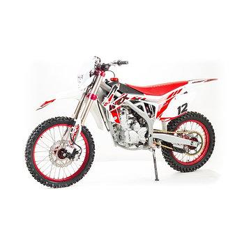 Кроссовый мотоцикл MotoLand WRX250 LITE WFA, 250см3, красный