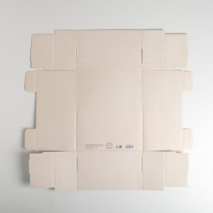 Складная коробка «Уютный шебби», 31,2 х 25,6 х 16,1 см - фото 7