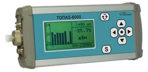 Анализатор каналов оптический CWDM ТОПАЗ-8021
