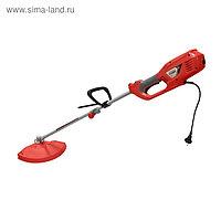 Триммер Парма ЭТ-1500 Н, электрический, 1200 Вт, 10000 об/мин, разборная штанга, ремень