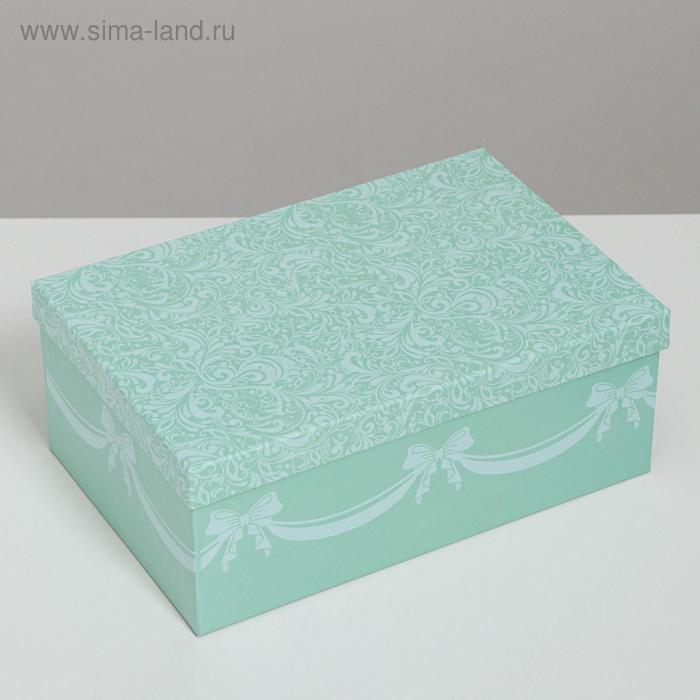 Набор подарочных коробок 10 в 1 «Торт», 32.5 × 20 × 12.5 12 × 7 × 4 см - фото 6