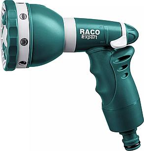 Пистолет поливочный 484C, RACO 8 режимов, пластиковый с TPR (4255-55/484C), фото 2