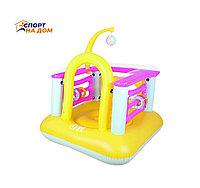 Игровой надувной батут Bestway 52122 (Размеры: 142 х 142 х 165 см)